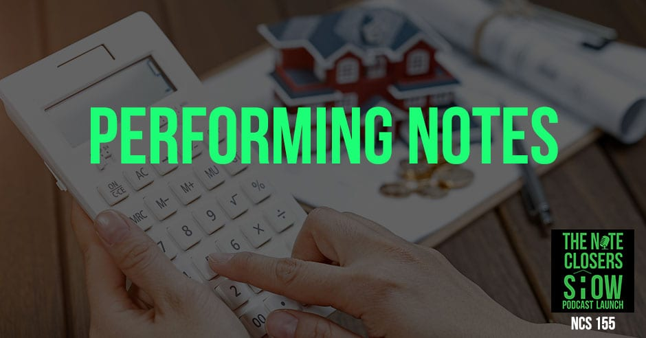 NCS 155 | Performing Notes
