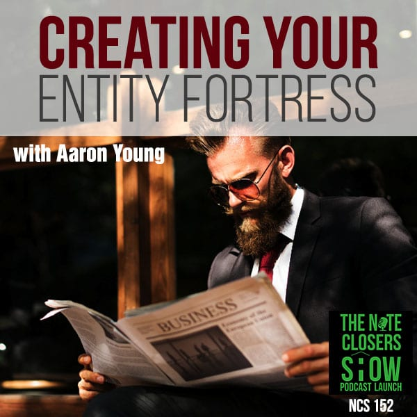 NCS 152 | Creating Your Entity
