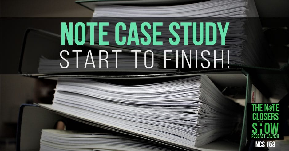 NCS 153 | Note Case Study