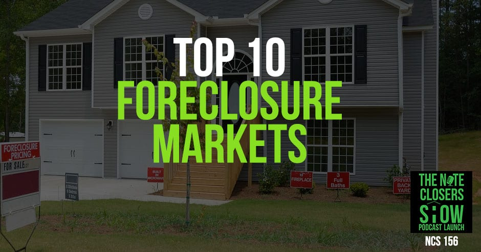NCS 156 | Foreclosure Markets