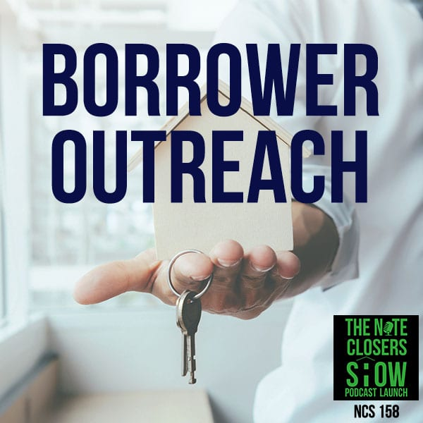 NCS 158 | Borrower Outreach