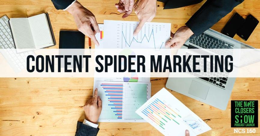 NCS 160 | Content Spider