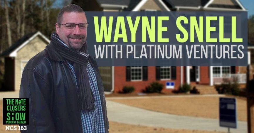 NCS 163 | Platinum Ventures