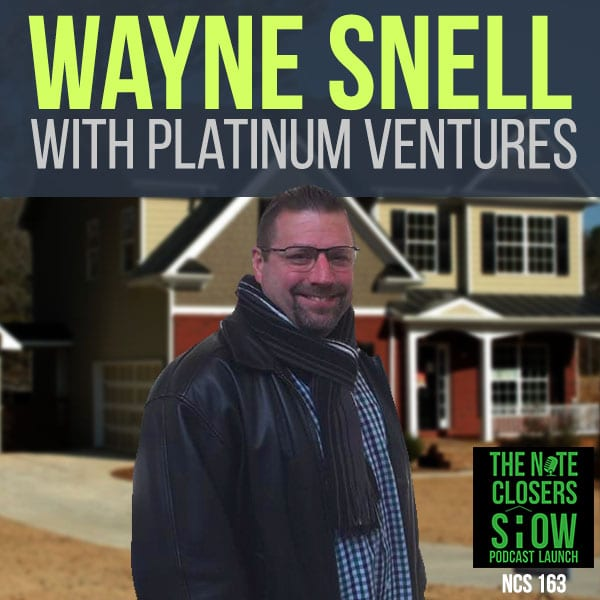 NCS 163 | Platinum Ventures