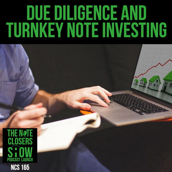 NCS 165 | Due Diligence