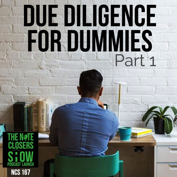 NCS 167 | Due Diligence
