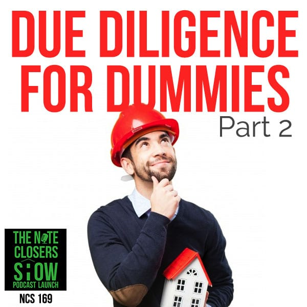 NCS 169 | Due Diligence