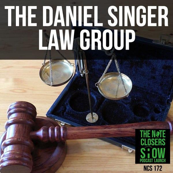 NCS 172 | Daniel Singer