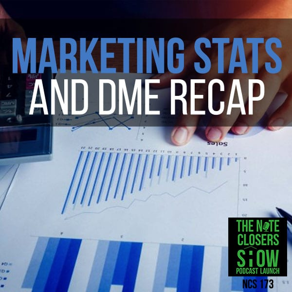 NCS 173 | Marketing Stats