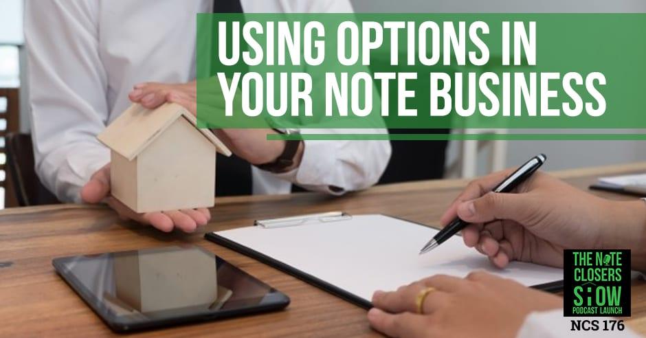 NCS 176 | Using Options