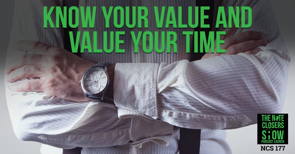 NCS 177 | Value Your Time