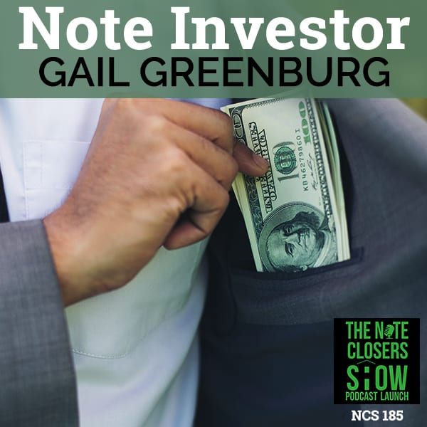 NCS 185   Note Investor