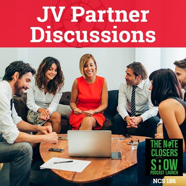 NCS 186 | JV Partner