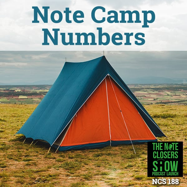 NCS 188 | Note CAMP