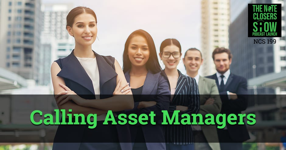 NCS 199 | Asset Managers