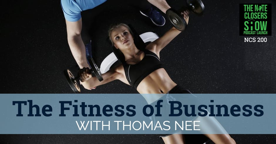 NCS 200 | Fitness of Business
