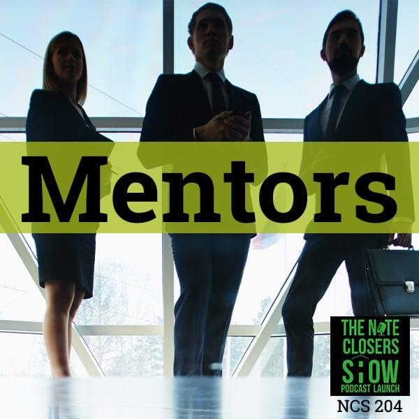 NCS 204 | Listen to Mentors