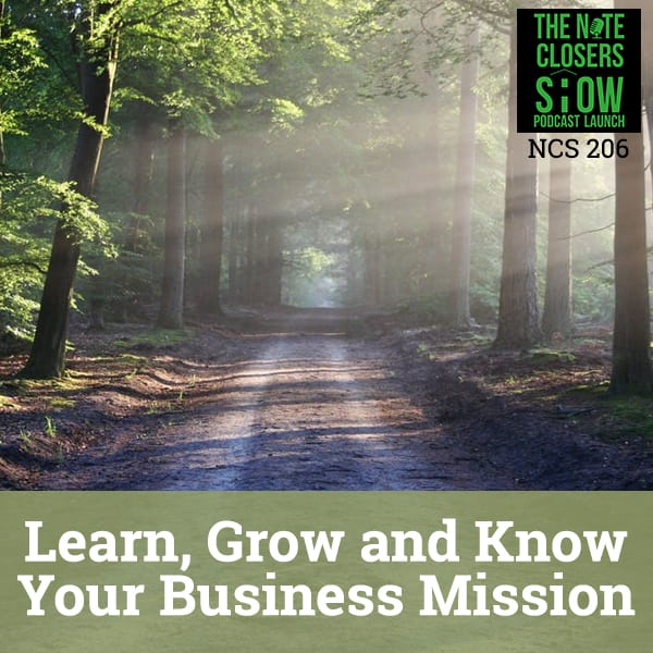NCS 206 | Business Mission