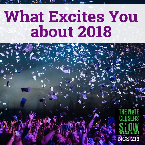 NCS 213 | Exciting 2018 Goals