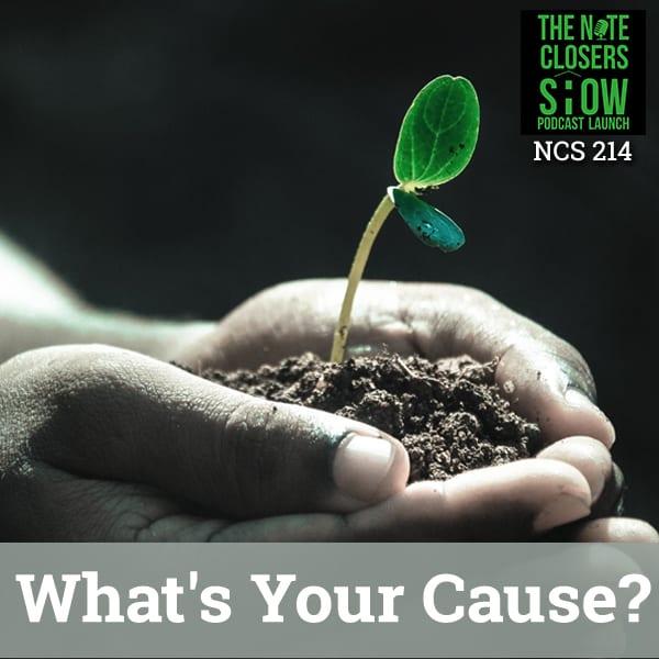 NCS 214 | Cause Driven Goals