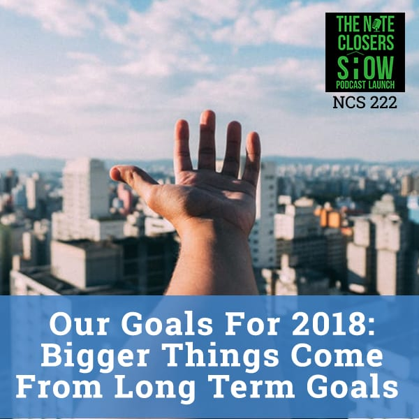 NCS 222 | Long Term Goals