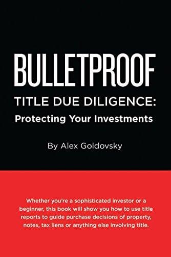 NCS 230 | Bulletproof Due Diligence