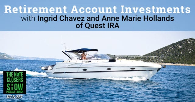 NCS 237   Retirement Account Investments