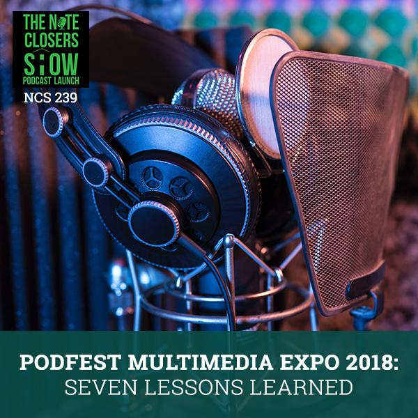 NCS 239 | Podfest Multimedia Expo 2018