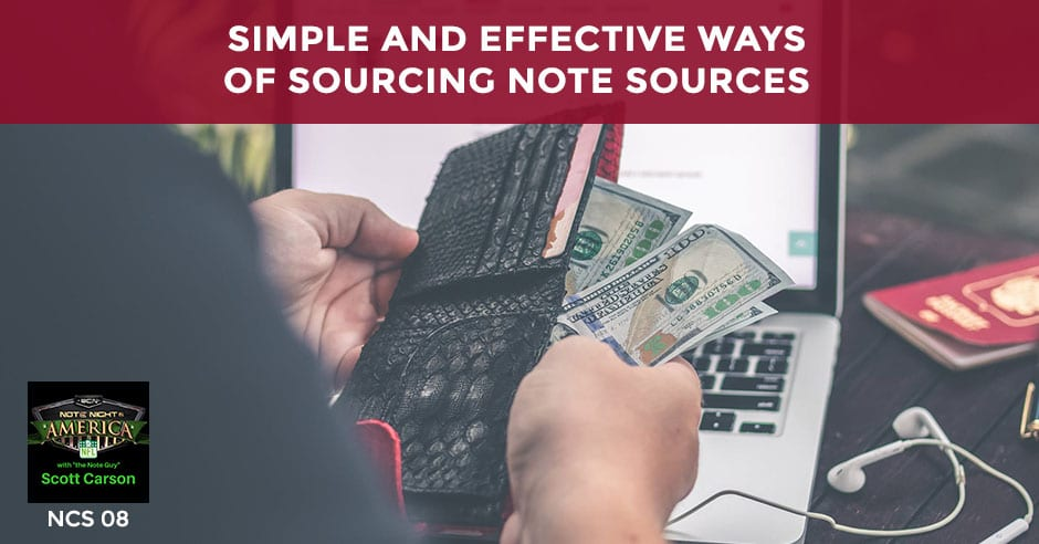 NCS NNA 8 | Sourcing Note Sources