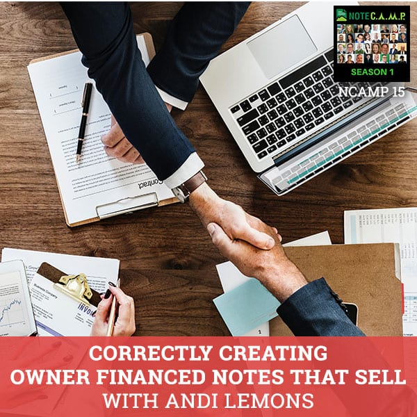 NC 15 | Owner Financed Notes