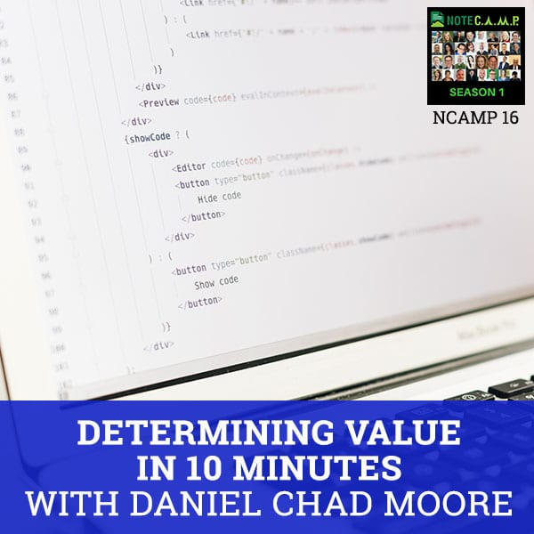 NC 016   Determining Value For Assets