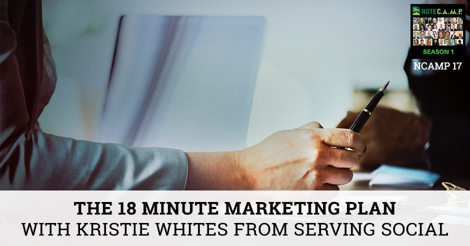 NC 017 | 18-Minute Marketing Plan