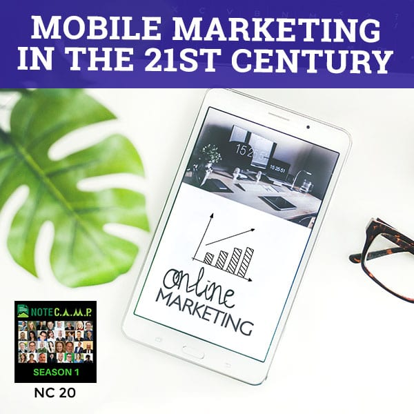 NC 020 | Mobile Marketing