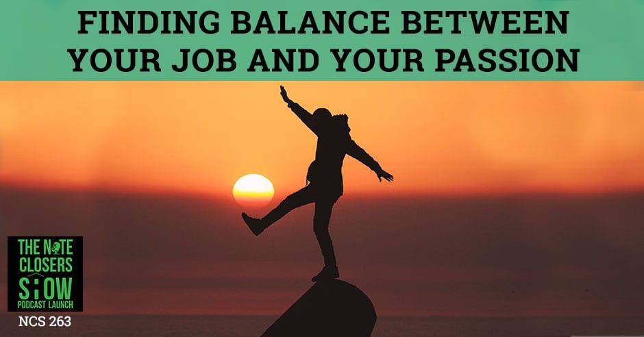NCS 263 | Finding Balance