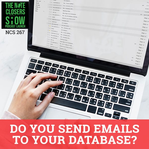 NCS 267 | Send Emails To Your Database