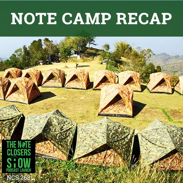 NCS 268 | Note Camp
