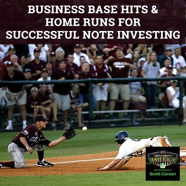 NNA 14 | Successful Note Investing