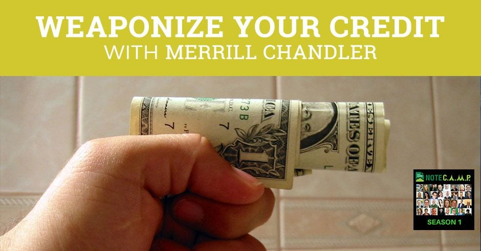 NCS 23 | Weaponize Your Credit