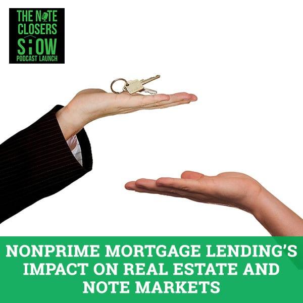 NCS 274 | Nonprime Mortgage Lending