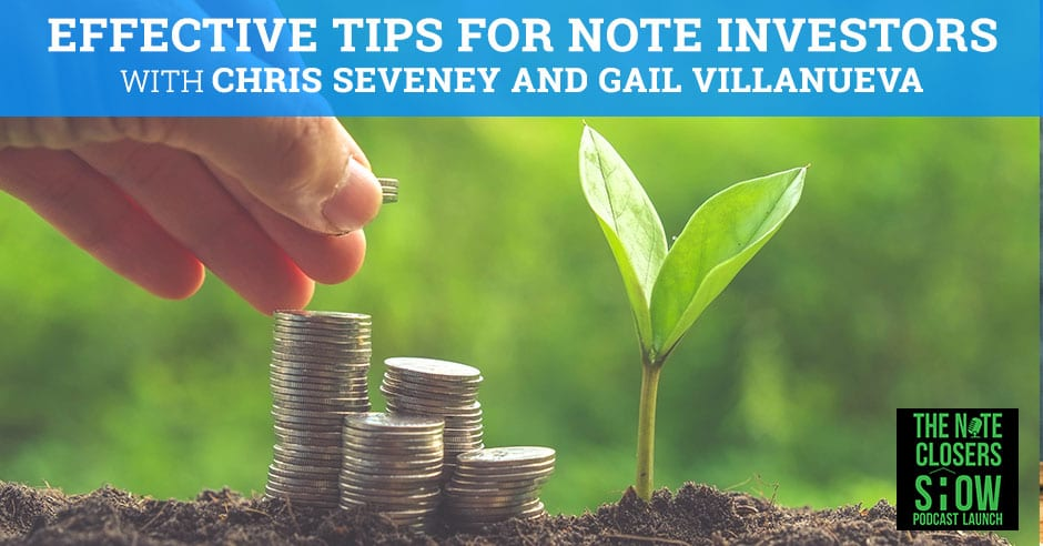 NCS 286 | Tips For Note Investors