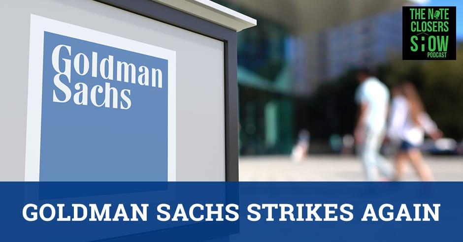 NCS 298 | Goldman Sachs