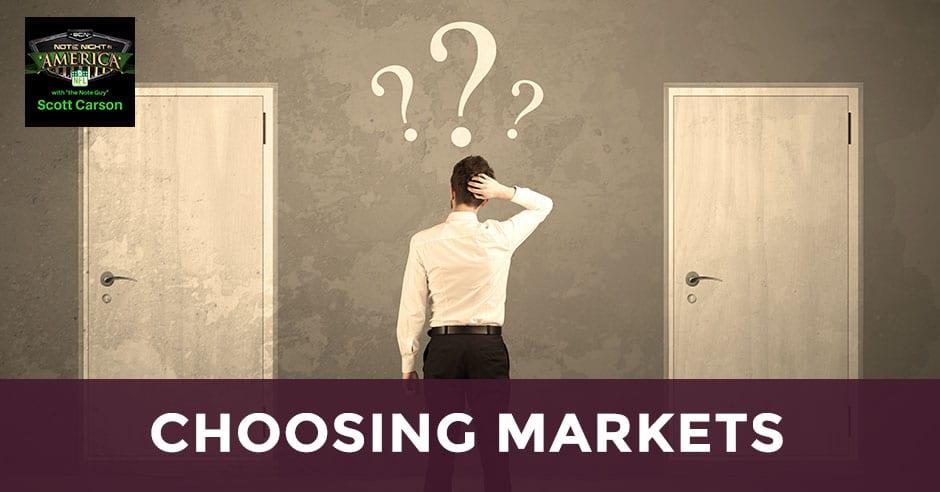 NNA 17 | Choosing Markets