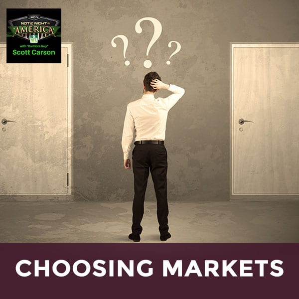 NNA 17 | Choosing Markets