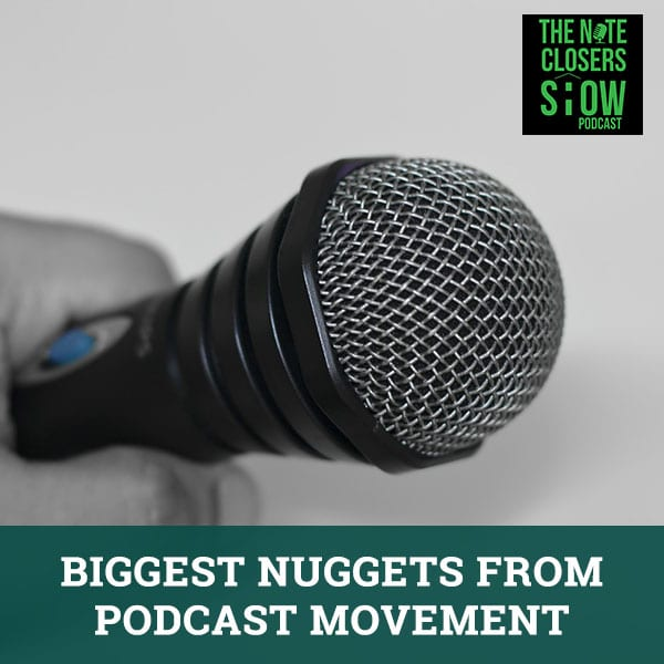 NCS 317 | Podcast Movement