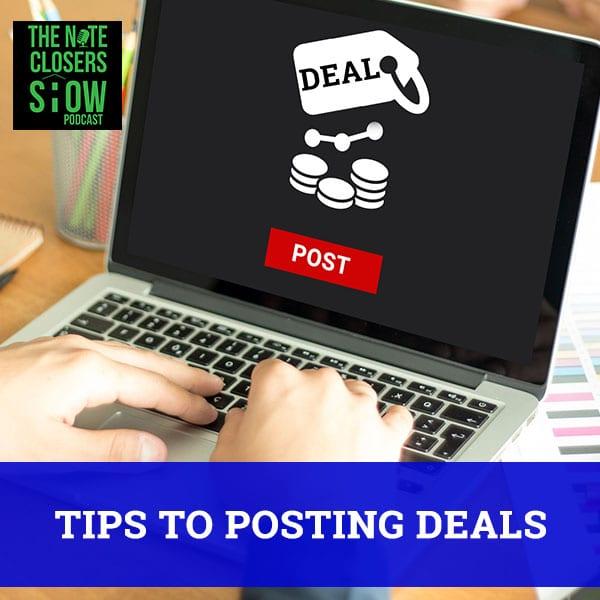 NCS 327 | Posting Deals