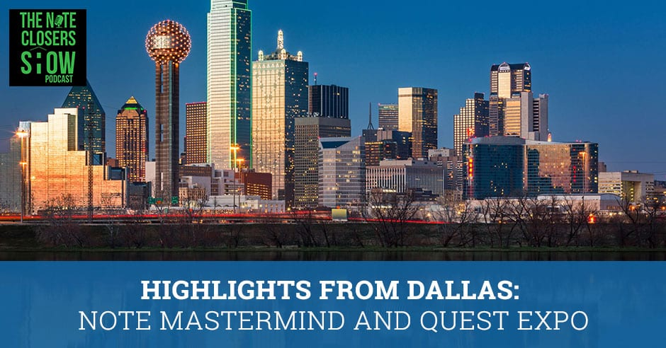 NCS 332 | Dallas Note Mastermind