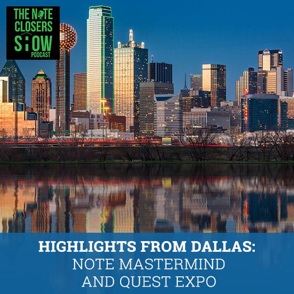 NCS 332 | Dallas Note Mastermind