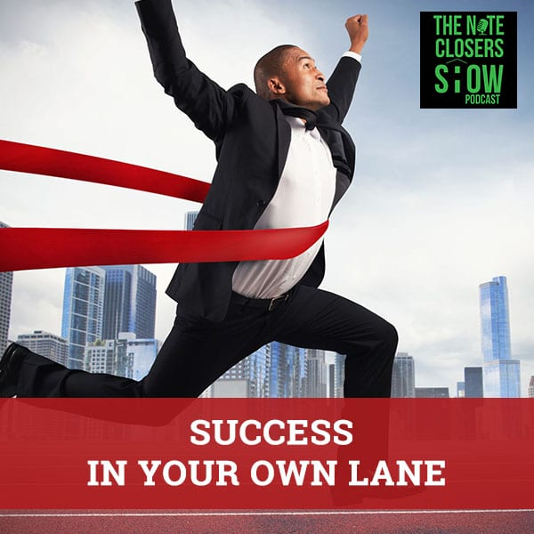 NCS 338 | Your Own Success