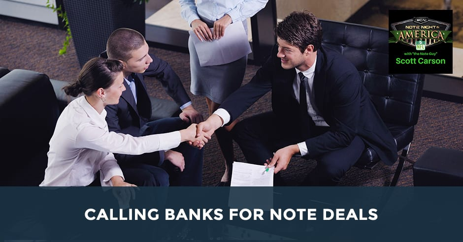 NNA 23   Calling Banks