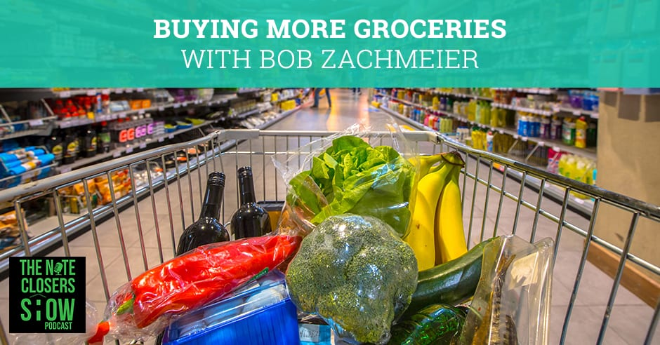 EP 344 - Buying More Groceries with Bob Zachmeier